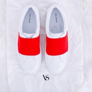 VIA SPIGA Saran Slip On Sneaker